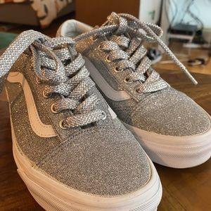✨🤍 Sparkling Vans 🤍✨